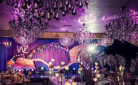 【爱茉莉婚礼】《紫色光旅》唯美梦幻婚礼