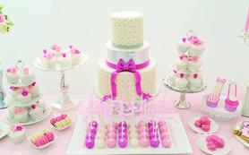 【快乐时光婚礼】美到窒息的婚礼甜品