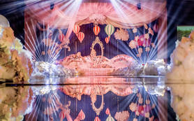 【爱度婚礼】爱情就是一场梦幻般的旅行-星光游乐园