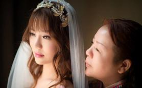 (超值)资深化妆师新娘半天跟妆+送妈妈妆