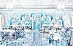 【红人婚礼会馆】冰雪城堡