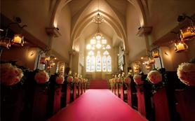 日本京都宝石教堂婚礼,乐惟海外婚礼南京店