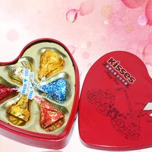 含糖好时巧克力盒六粒装