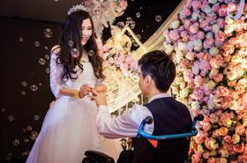 【纪实婚礼摄影】坚信一直走,就可以到白头。