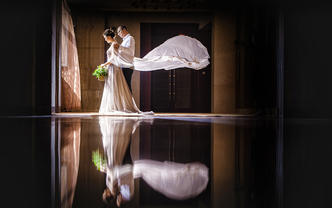 安果视觉.婚礼当日双机位摄影(总监+首席)