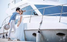 9.9婚嫁节特惠|360度游艇泊拍,火热预定中