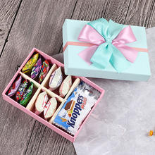 臻忆美 婚礼喜糖成品 结婚喜糖盒含糖 多种组合套糖果成品发货