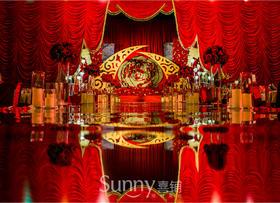 【sunny喜铺】室内中西结合式创意主题婚礼