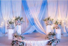 【sunny喜铺】情愫的味道室内鲜花婚礼