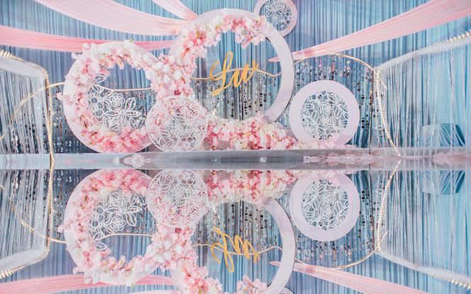 【TBO】粉蓝色唯美浪漫《当我遇到你》