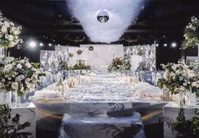 大伟婚礼——九州国际 经典大理石纹《简.爱》SA