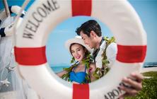 【分界洲岛】先拍照后付款+产品全国包邮+送婚纱