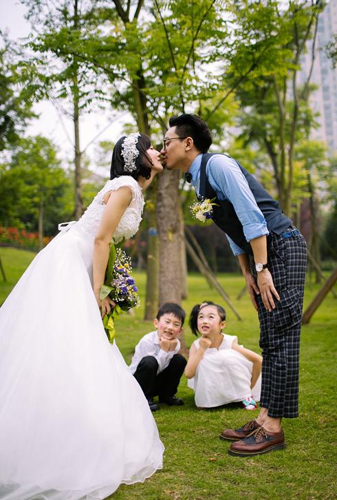 【6月好物】我们的森系婚礼--让我们用爱牵手一辈子!