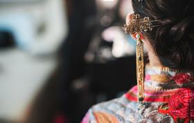 婚礼跟妆|润尚时尚新娘造型 首席档 真实客片