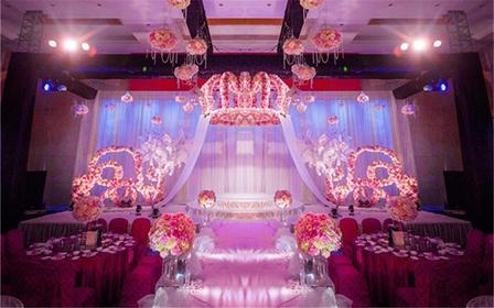 【王妃婚礼策划】——粉色/浪漫/唯美/公主心