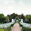 【6月好物】草坪婚礼遇坏天气 好在细节不让我们太沮丧!