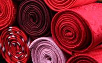 男8cm红色暗红色领带结婚新郎领带图片