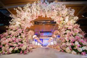 唯美时尚欧式婚礼