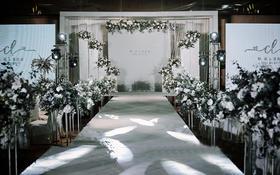小清新婚礼风——如你,如我  信任,相爱,坦诚