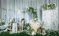 [大山创意婚礼】小清新婚礼