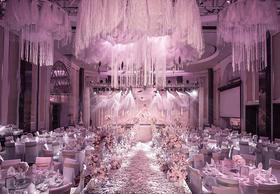 【爱摩登婚礼】粉色海洋主题婚礼