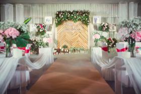 西安铂斯特婚礼《爱如空气》