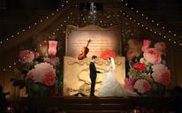 【卡利昂婚礼策划】童话花园——我们相信,我们永远一起。