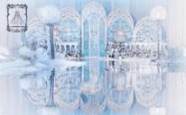 创意婚礼——初雪,遇见