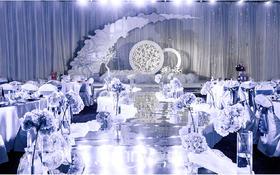 【sunny喜铺】室内暗场韩式婚礼套系