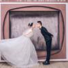 【婚礼纪·录】小花费全靠DIY!新中式婚礼 明信片请柬好评100%
