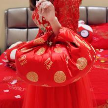 婚礼红包袱皮  新娘女方嫁妆陪嫁道具包裹布套装