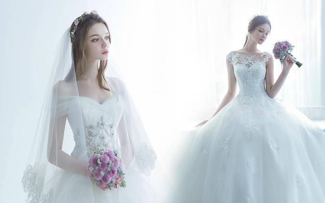 瑞妮婚纱·5件套轻奢主婚纱+妈妈礼服