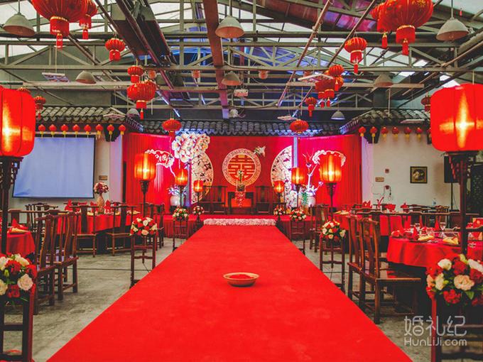 【雅典娜】《锦瑟流年》新中式婚礼