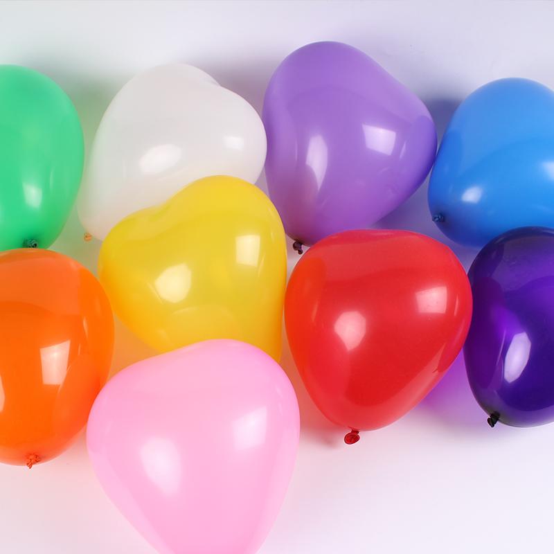 结婚用品婚礼生日礼物气球布置套餐心形气球