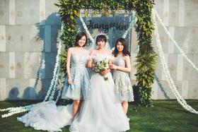 【南山影像】zhang&yin婚礼摄影