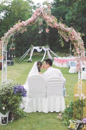 纪实婚礼摄影【南山影像】LU&BAI