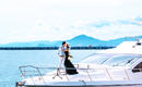 爱诺情海基地+游艇出海拍摄+天空之城