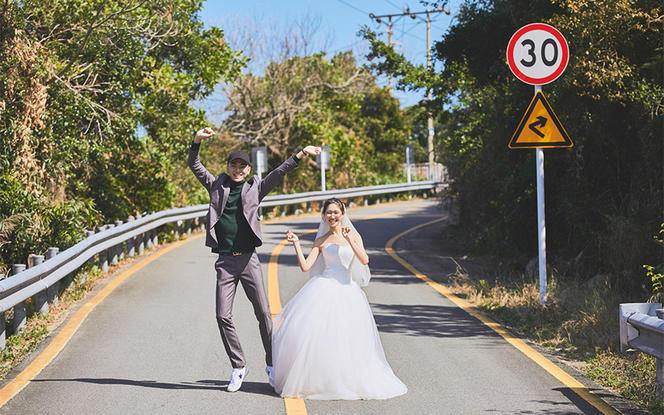 【经典再现】内景+双外景+夜景拍摄,属于你的婚照
