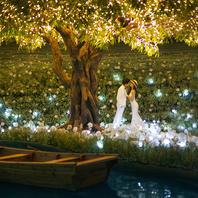 全新《爱的盛宴》系列多风格任选内外景一站式畅拍