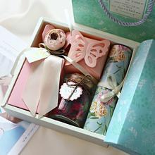喜糖礼盒人气婚礼创意回礼 高端伴手礼个性定制