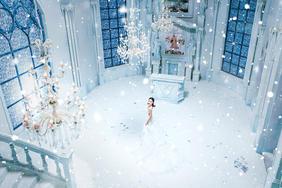 济南内景唯美韩式婚纱照欣赏