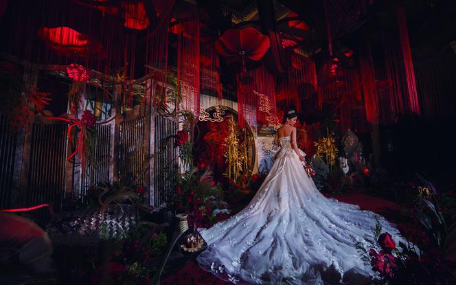 【米迪婚礼】中型婚礼 复古静谧新中式婚礼
