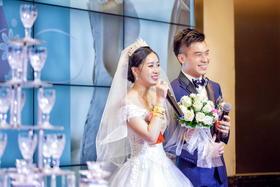 【纪实婚礼跟拍】所有的情歌,只为你而唱