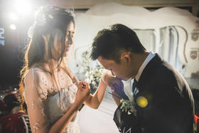 【创始人双机】婚礼摄影 一诺一生 冠你之名
