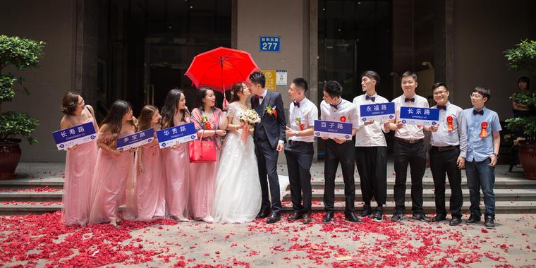 2017.5.14   广州酒家婚礼跟拍