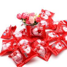 结婚散装喜糖 雪丽糍棉花糖500克约84颗