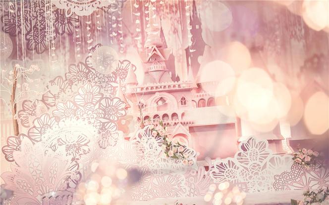 入梦之城丨DreamPark·梦幻唯美创意系婚礼