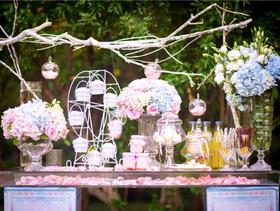 《花之缘》私人订制户外婚礼