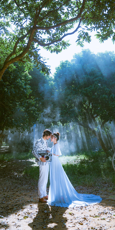 外景说明 绿野仙踪,美人鱼基地,复古文艺,森系仙境,原野微光,浪漫