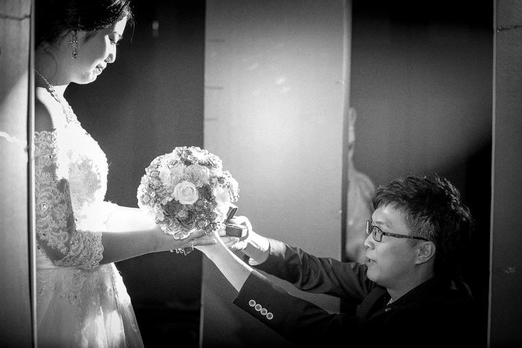 【婚礼跟拍】生命在相爱的那一刻有了延续